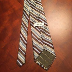 """Calvin Klein Accessories - Vintage Calvin Klein neck tie 59"""""""